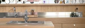 Tailor-made - räätälöidyt käsityönä valmistettavat terästasot ja tiskipöydät